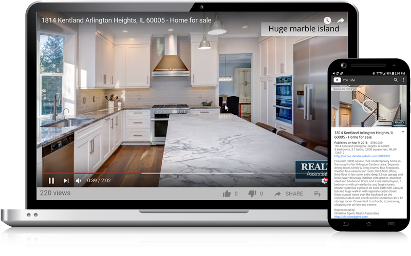 Admaster - Real estate video - YouTube